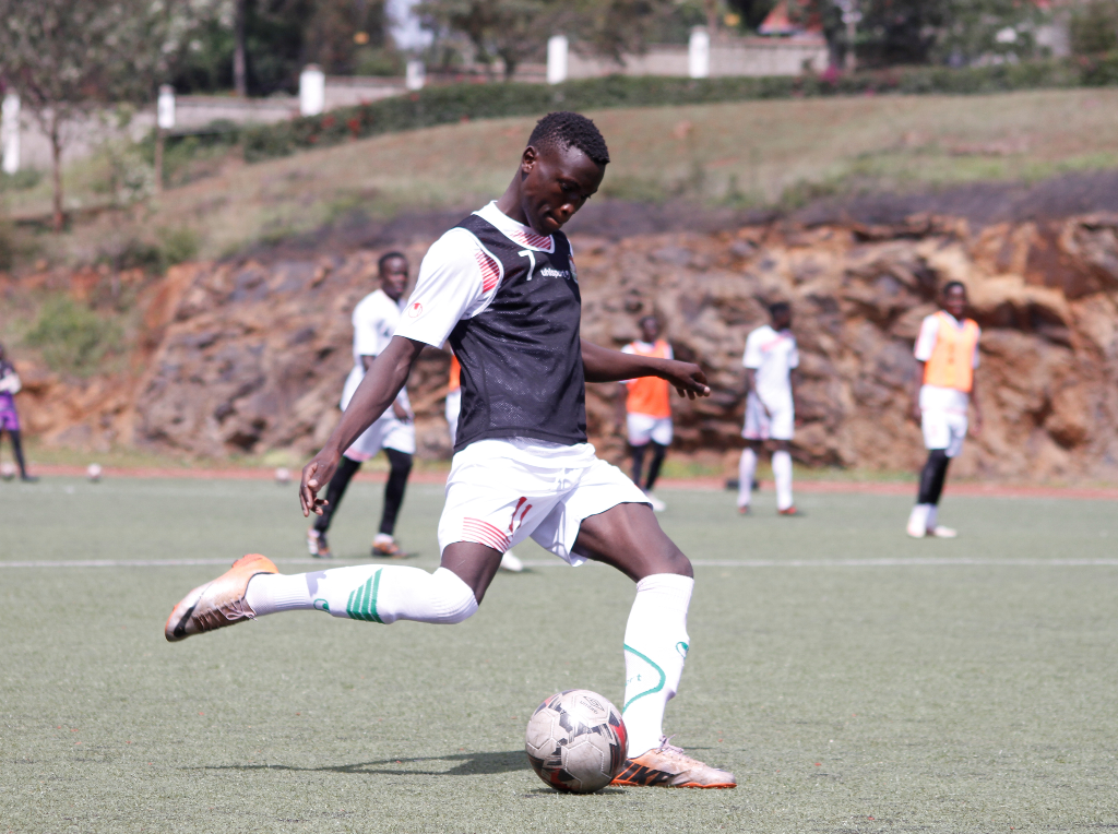 U20 Rising Stars hit camp ahead of CECAFA Championships