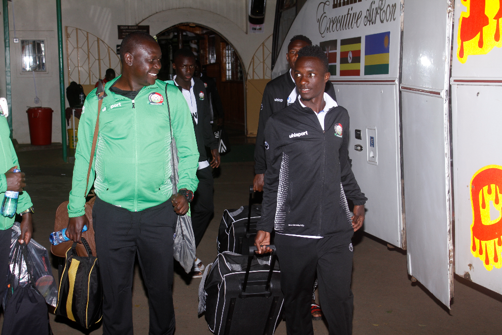 Rising Stars depart for Uganda ahead of CECAFA U20 Championships