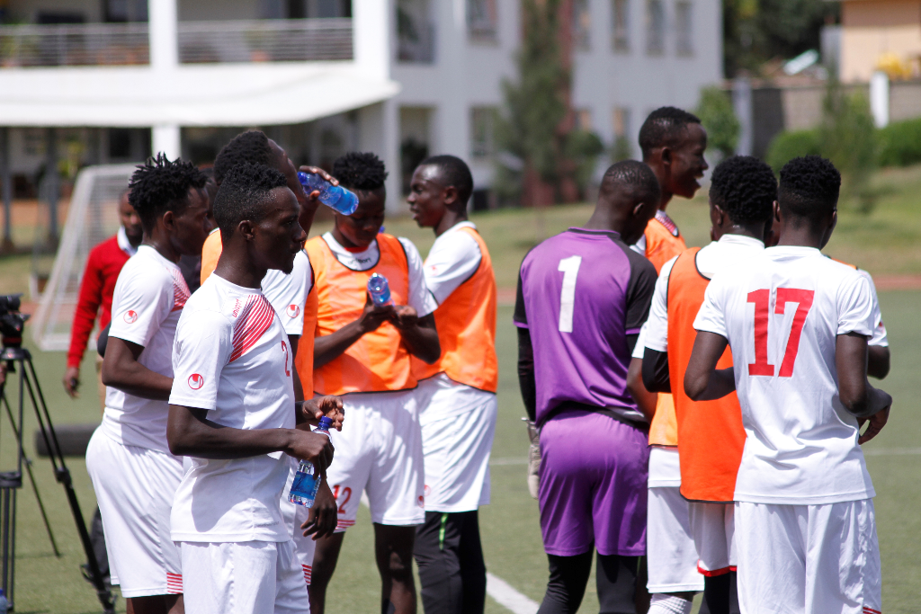 All set for Rising Stars' departure to Uganda for CECAFA Championships