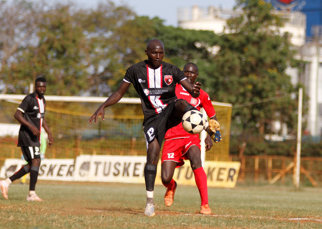 NSL Review: Ushuru salvage point against AP as Nairobi Stima maintain top spot