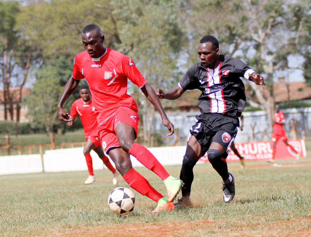 Nairobi City Stars, Ushuru match highlights Betika Super League midweek action