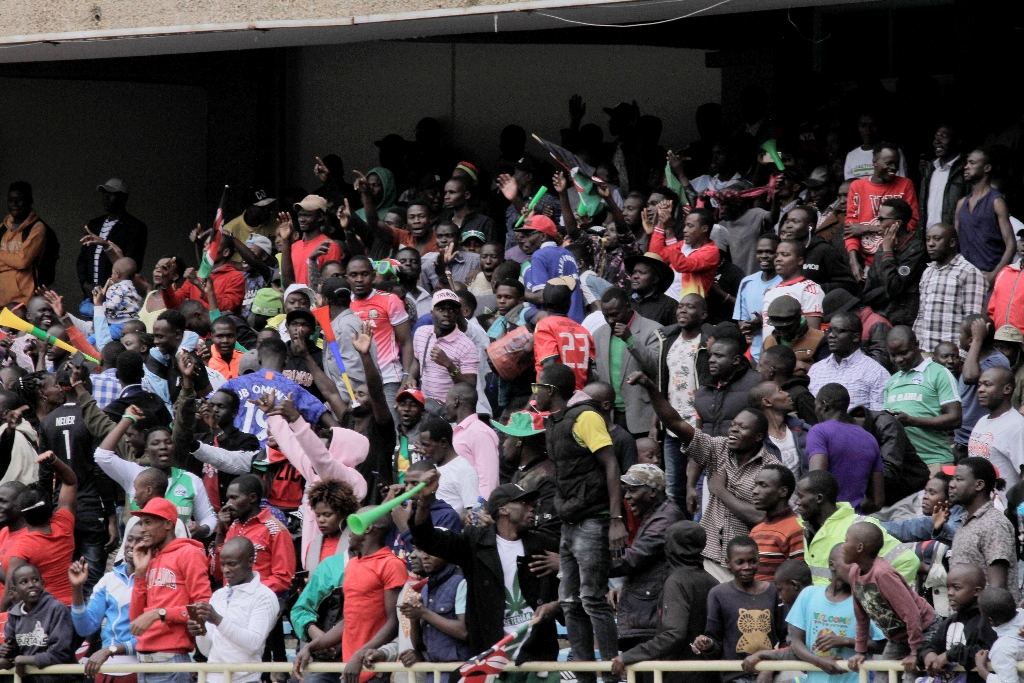 Ticket selling points for Harambee Stars, Mozambique match revealed
