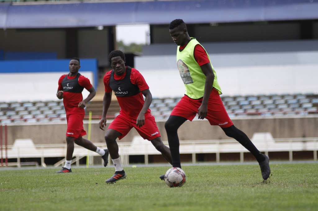 Near full house in Harambee Stars camp ahead of Mozambique friendly
