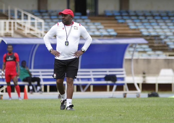 Press Statement: Coach Kimanzi leaves Harambee Stars by mutual consent