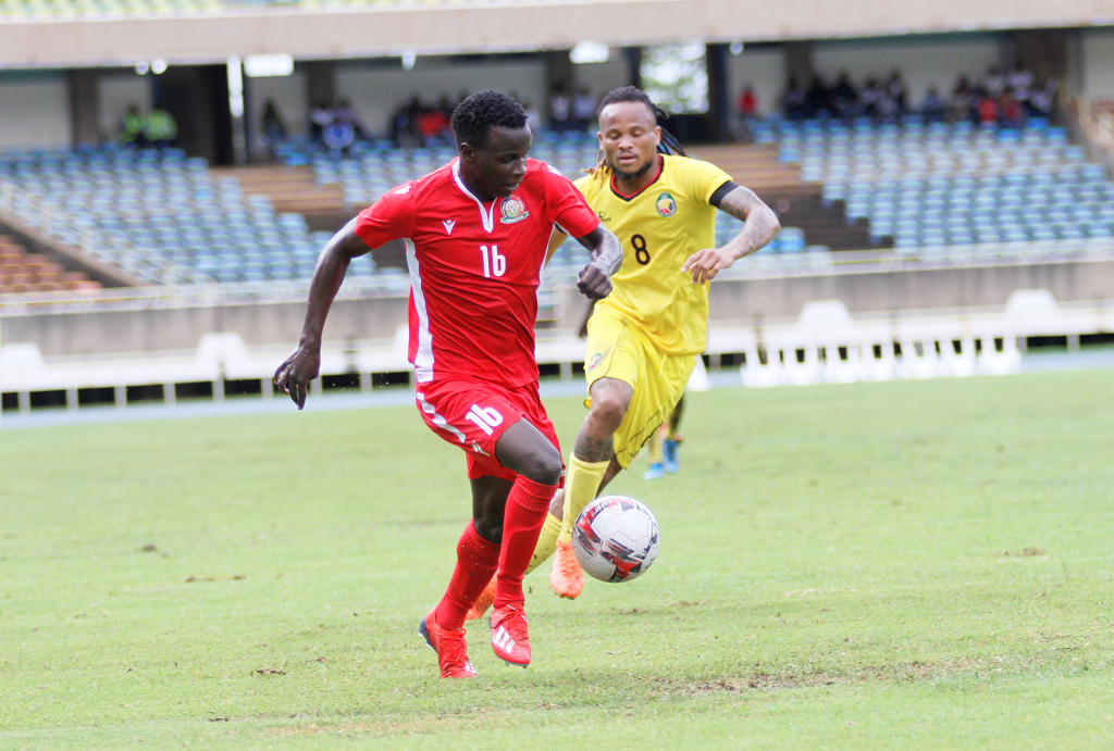 Harambee Stars fall to Mozambique in friendly