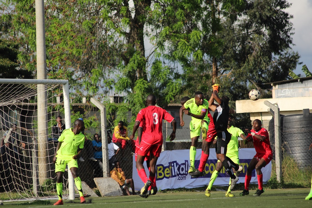 Fortune Sacco trounces Administration police while City Stars, Ushuru share spoils
