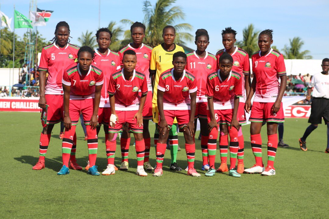 Harambee Starlets hit camp, friendly match lined up