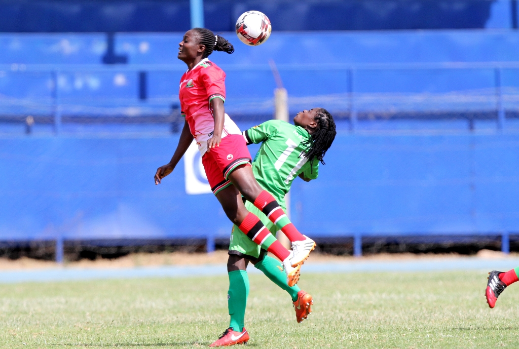 Harambee Starlets starting lineup for CECAFA opening match named