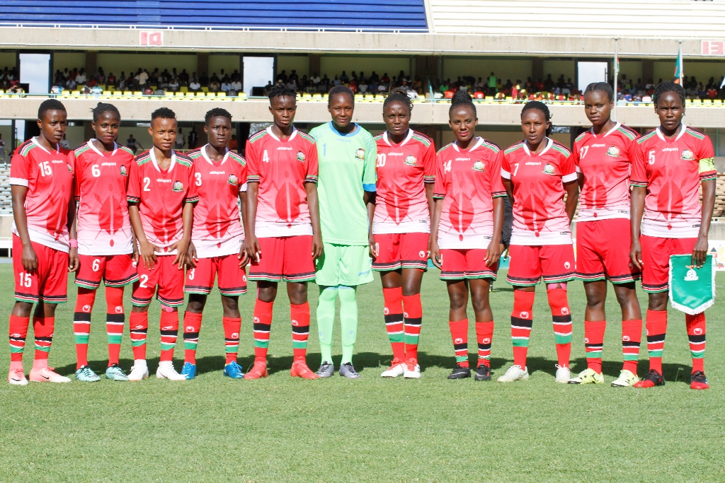 Harambee Starlets jet out to Zambia for Olympics Qualifiers second leg
