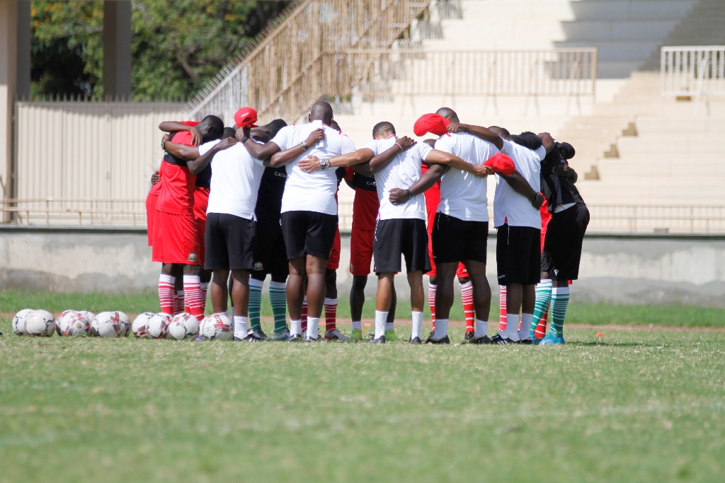Near full house in Harambee Stars camp ahead of Egypt AFCON Qualifier