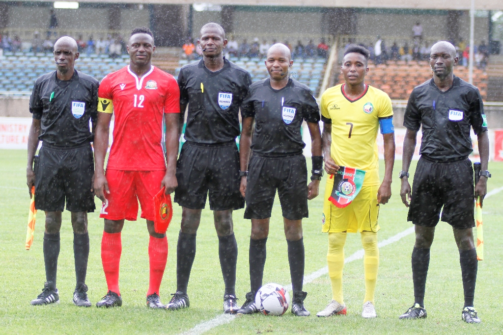 Kenyan Match officials appointed for CAR, Burundi AFCON Qualifier.