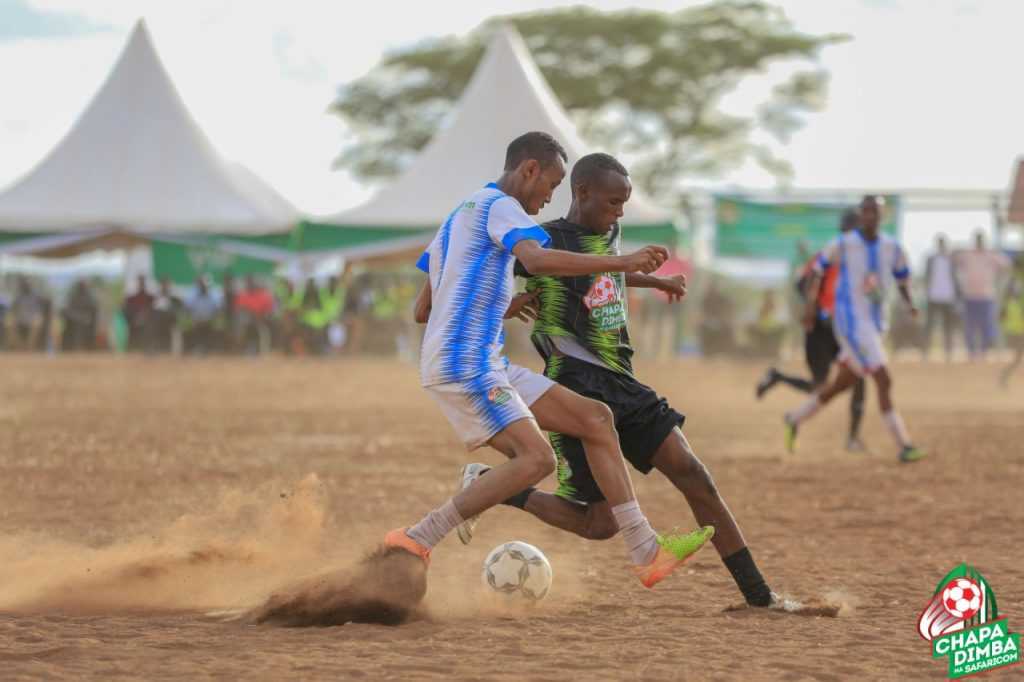 Chapa Dimba Na Safaricom Eastern Regional Finals Fixtures Announced