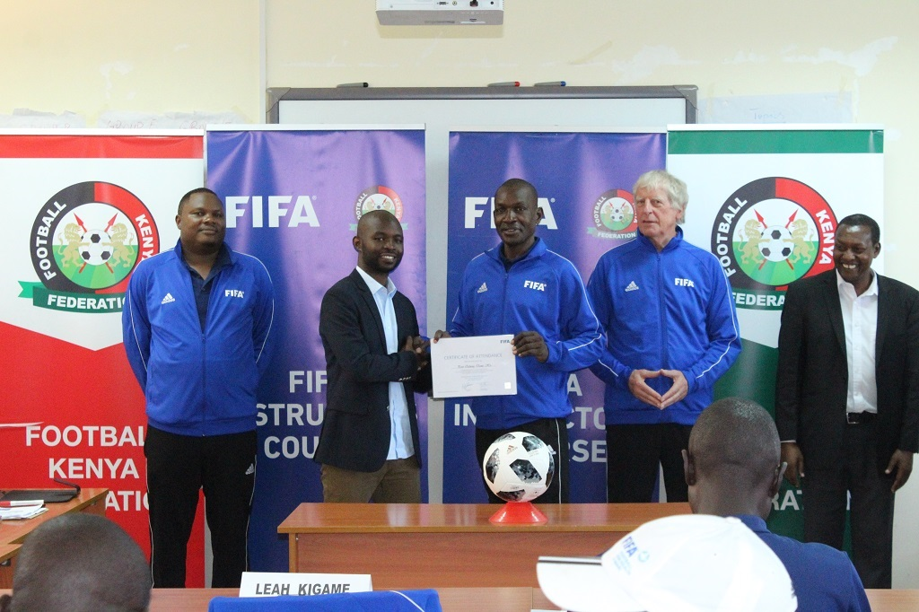 FKF Head of Technical Department set to take part in CAF Technical Directors workshop