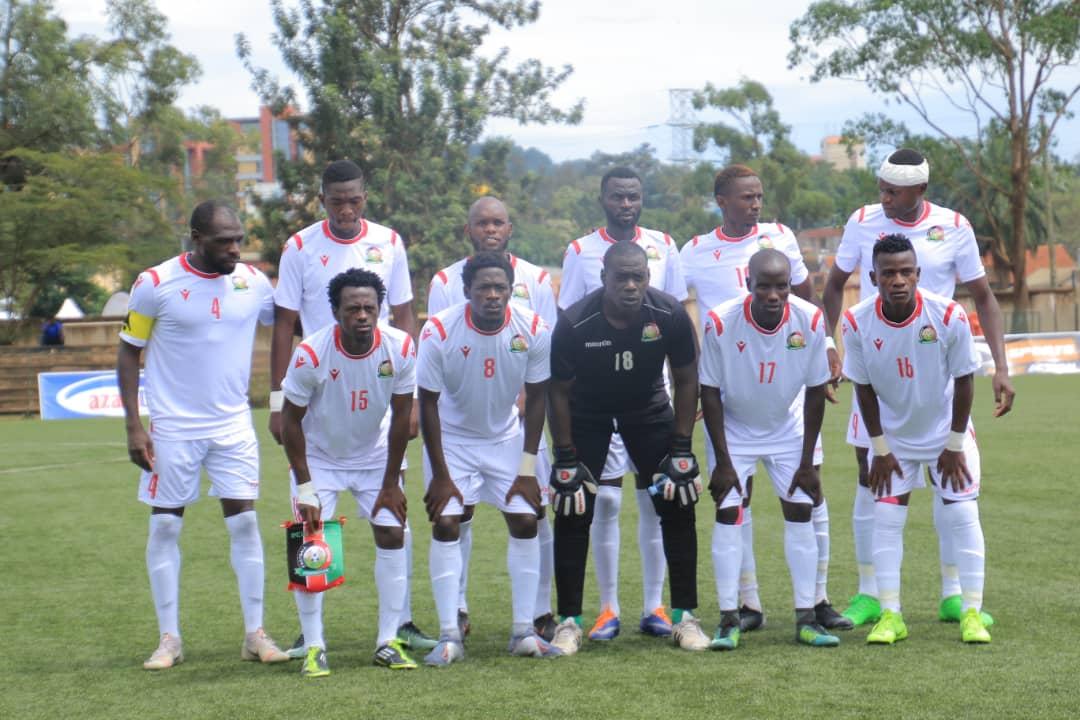 Harambee Stars starting lineup for Zanzibar match named