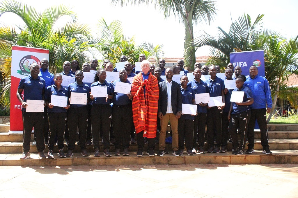 Second round of FKF Instructors Course concludes, 30 participants duly certified