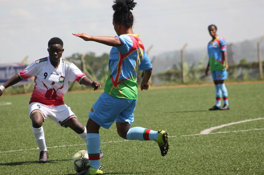 Kenya U17 share spoils with Eritrea in the CECAFA Challenge Cup
