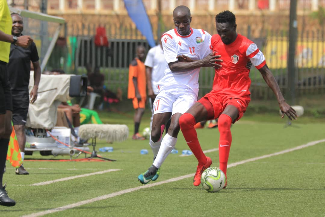 Harambee Stars starting lineup for CECAFA Senior Championships playoff named