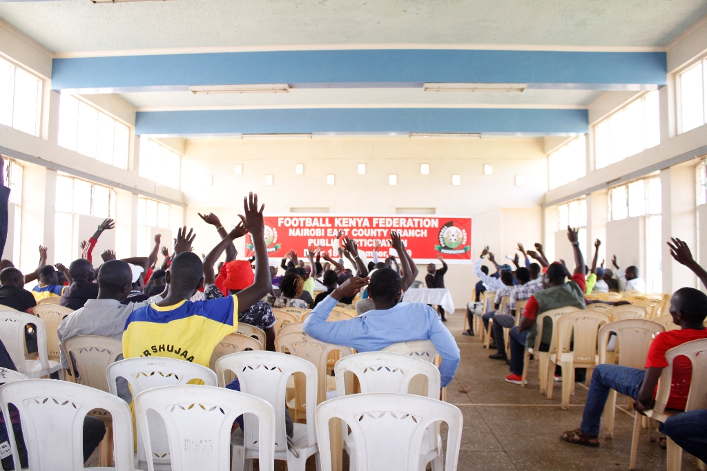 electoral code nairobi east