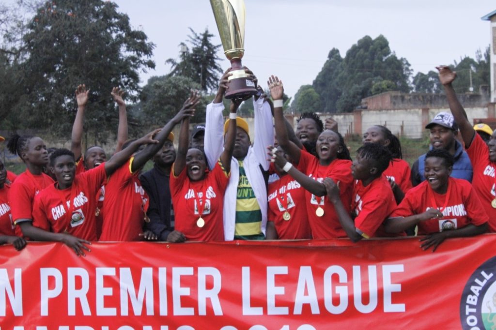 Vihiga Queens crowned Champions, SEP Oyugis promoted