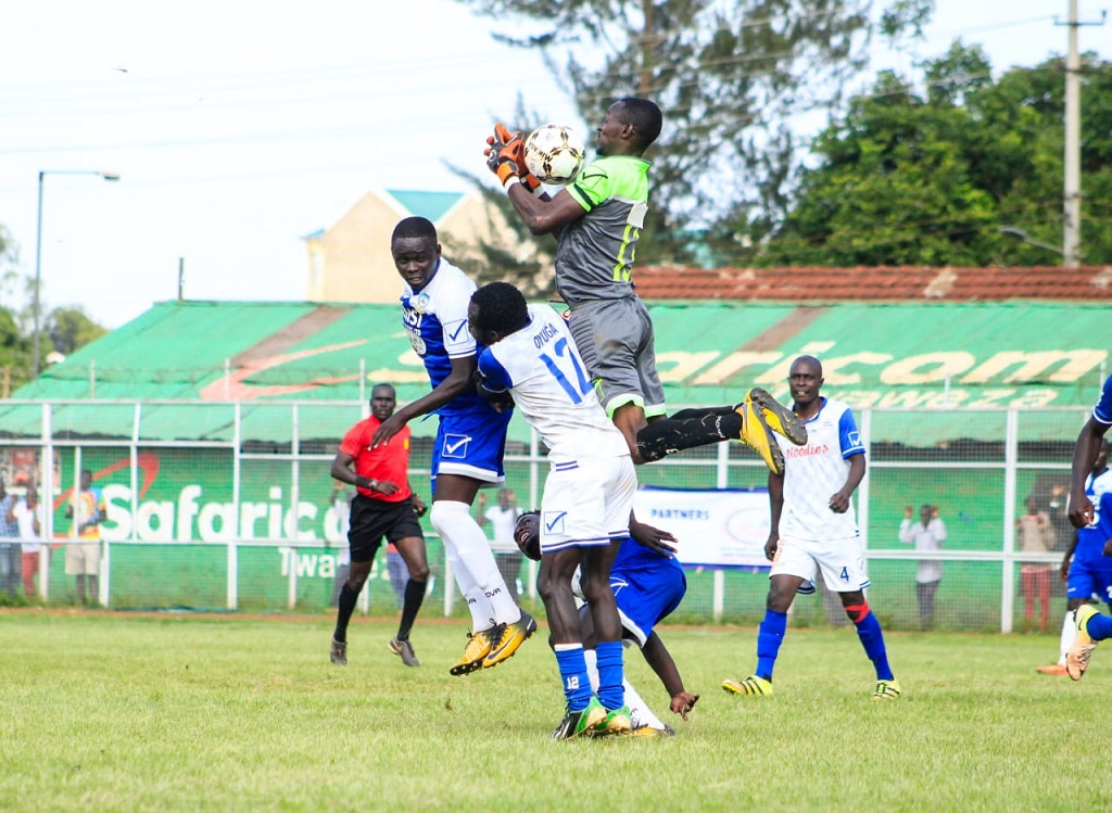 Kibera Black Stars, Shabana highlight Betika Super League round 25 action