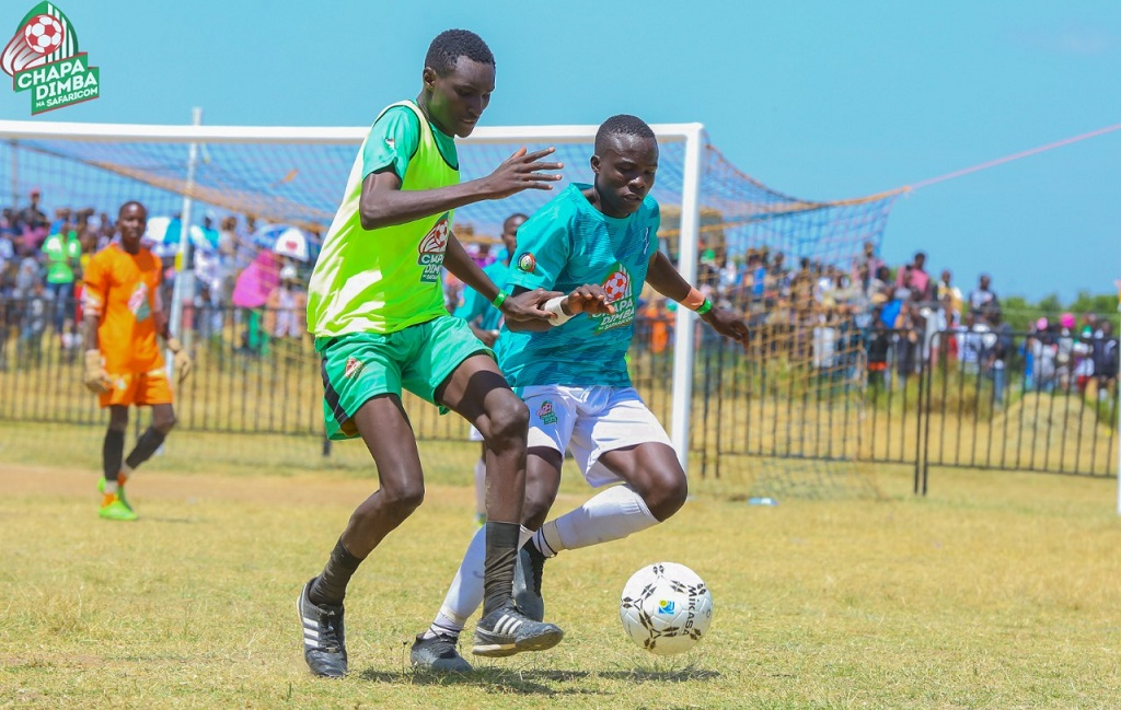 Falling Waters FC, Ulinzi Youth win Chapa Dimba Na Safaricom Central Regional Finals