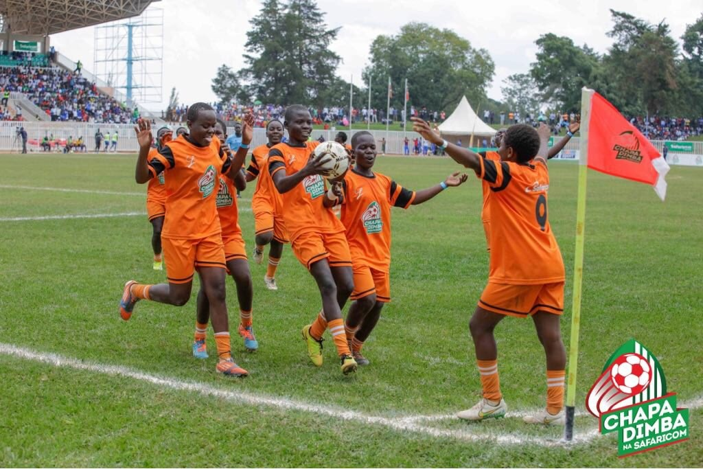 Machakos To Host Chapa Dimba Na Safaricom Eastern Regional Finals