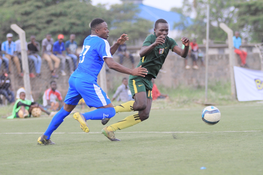 City Stars maintain lead as Coast Stima pip Administration police