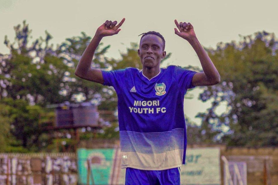 Clinton Okoth leads Betika Super League top scorers list