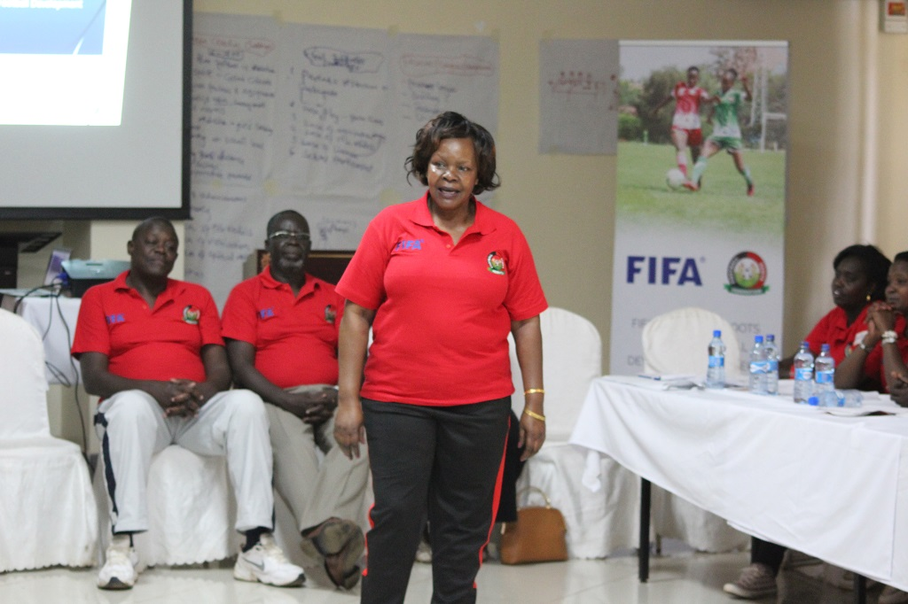 FKF Deputy President Doris Petra to lead CECAFA Committee
