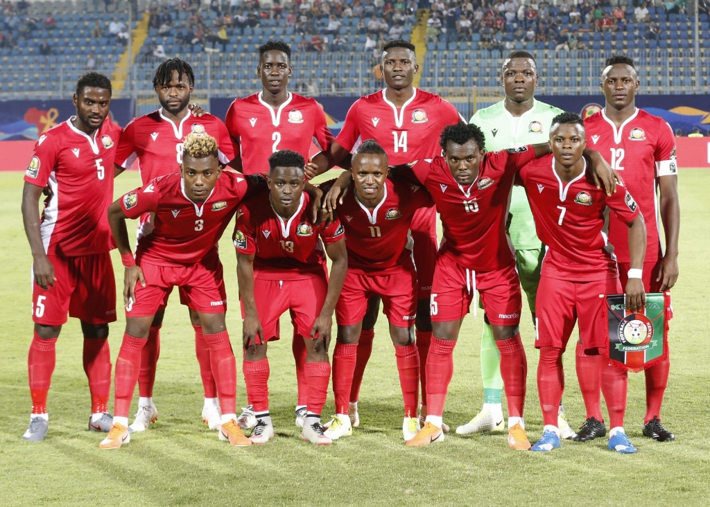 Harambee Stars pooled in Group E of 2022 FIFA World Cup Qualifiers