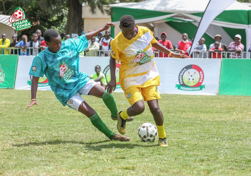 Acakoro Ladies, Beijing Raiders through to Chapa Dimba na Safaricom Nairobi Regional Finals