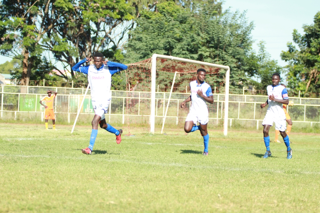 Betika NSL: Bidco narrow gap at the top with win over Muranga Seal