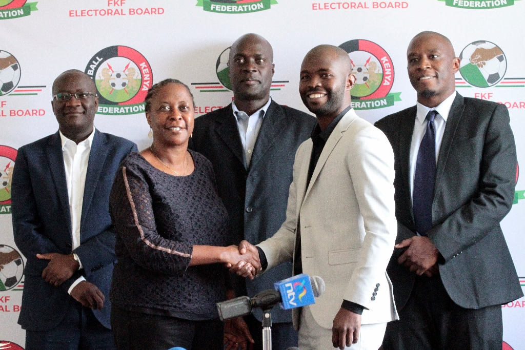 FKF unveils reconstituted Electoral Board, all set for repeat elections