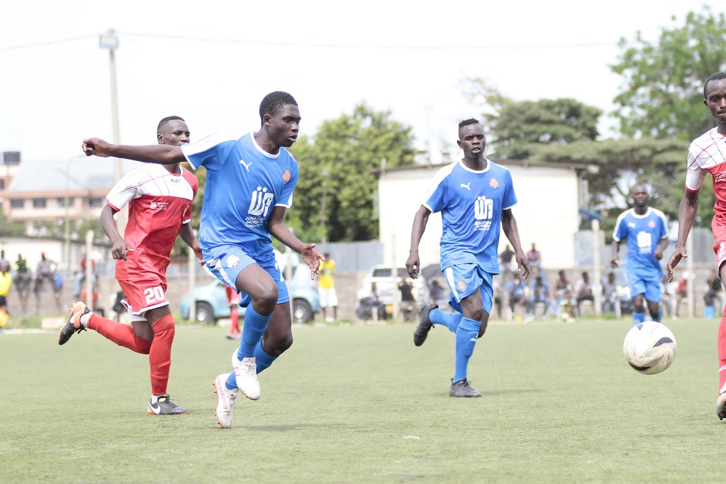 City Stars maintain lead, Bidco pip Administration Police