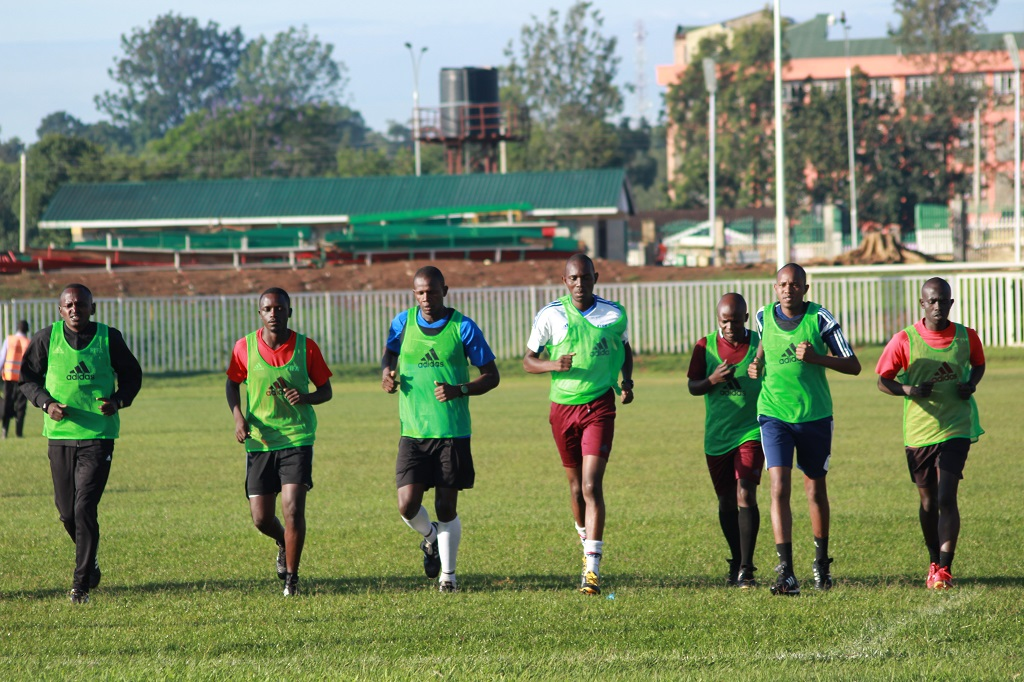 FKF referees and match commissioners course takes shape in Kakamega