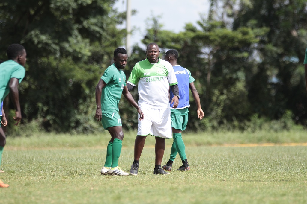 FKF Betway Cup: Sharks Coach Muluya ready for the challenge