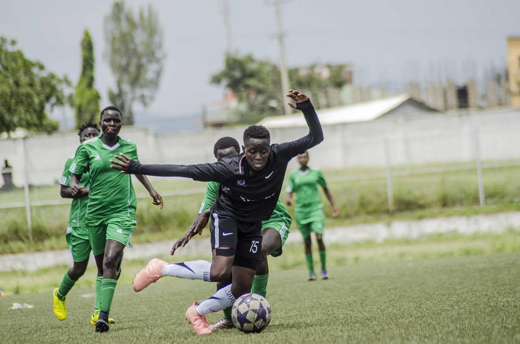 Nzoia Falcons edge out Kisumu All Starlets, SEP Oyugis triumph over Eldoret Falcons