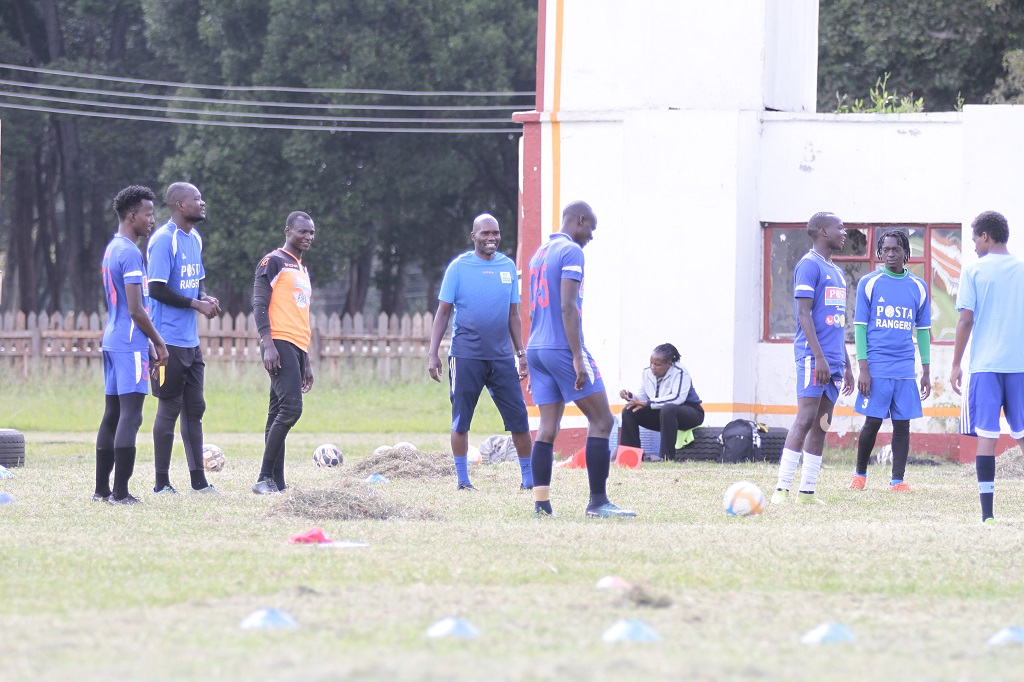 Posta Rangers Coach Omollo: We are ready for the challenge
