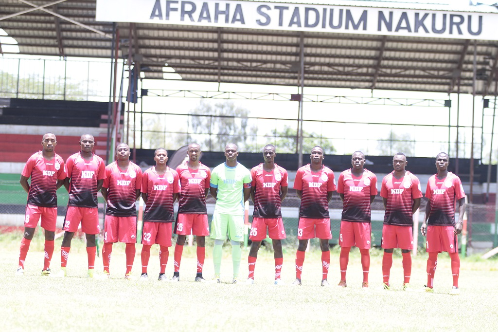 Ulinzi edge Migori Youth in FKF Betway Cup round of 16 action