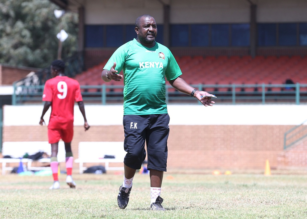 How Harambee Stars coach Francis Kimanzi settles on the best
