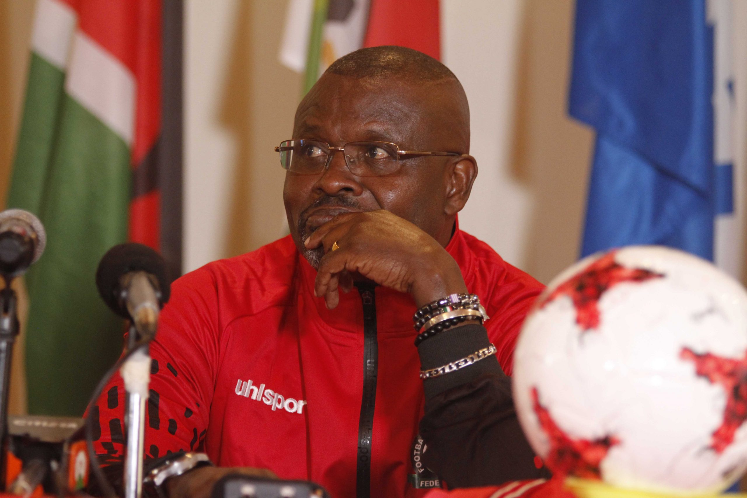 Harambee Stars provisional squad for Comoros double header named