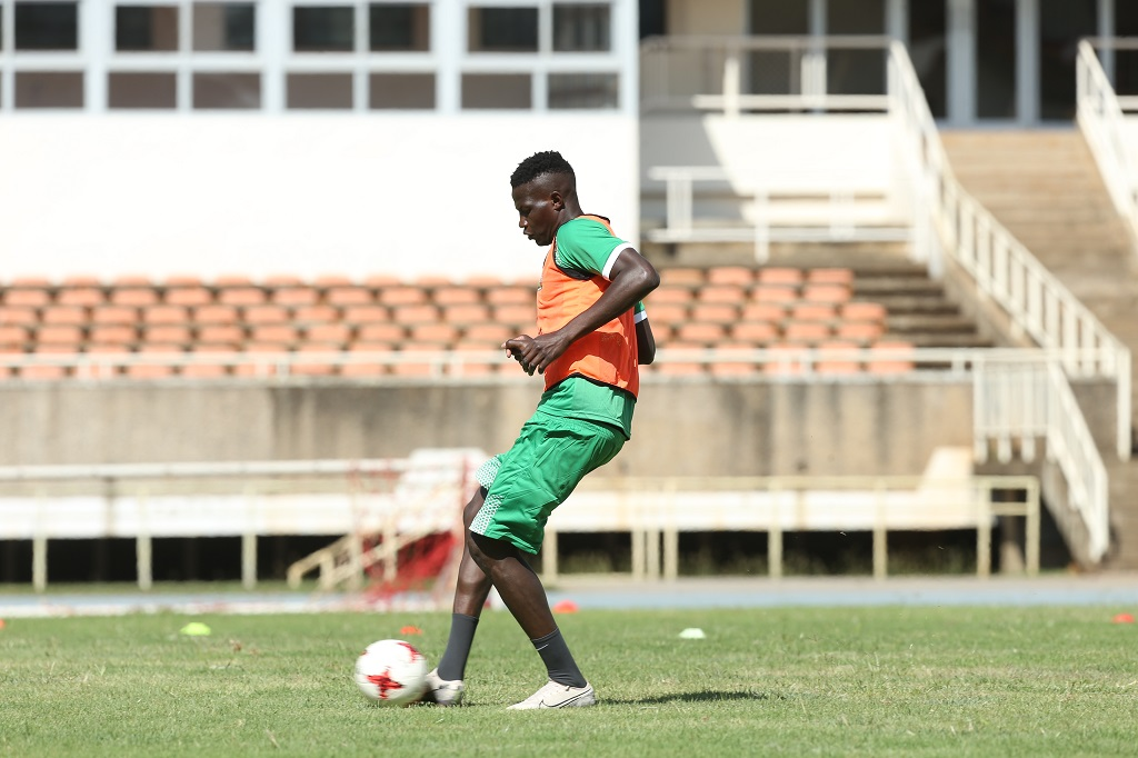 Harambee Stars starting lineup for Zambia friendly named