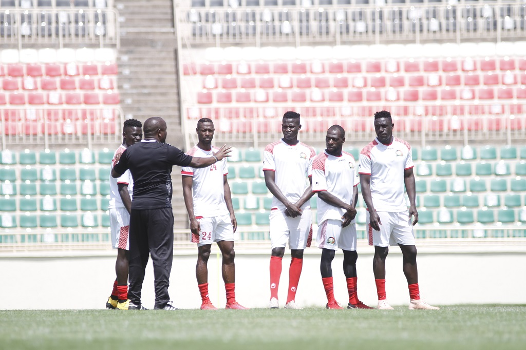 Harambee Stars all set for upcoming Zambia friendly match