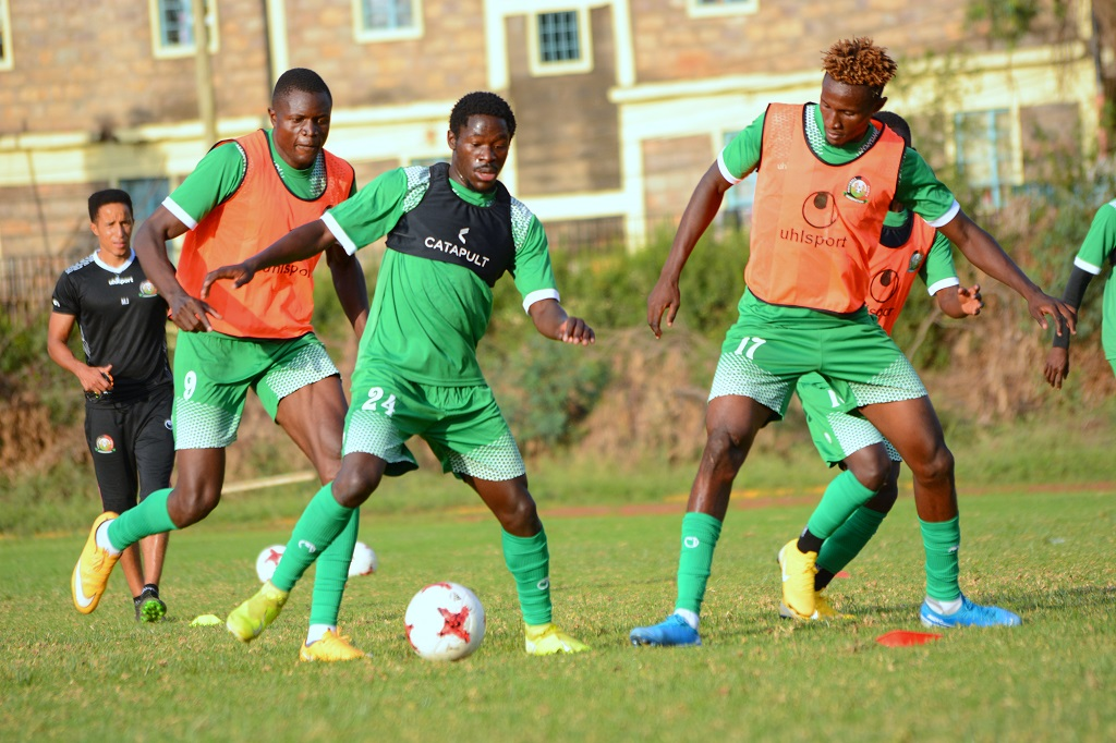 Harambee Stars kick off preps for Comoros AFCON Qualifier