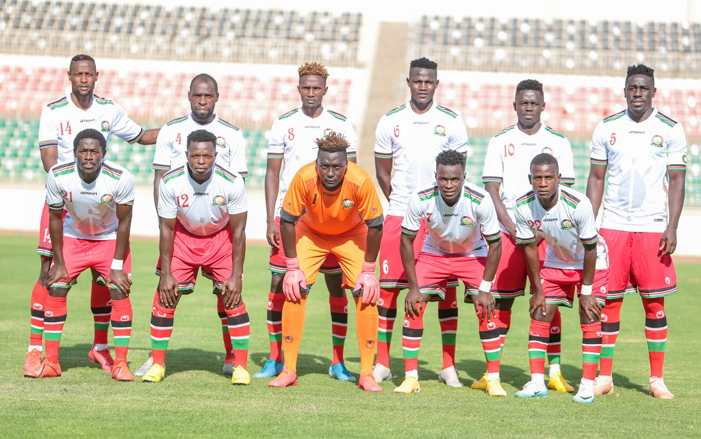 Harambee Stars set to hit camp ahead of Comoros AFCON double header