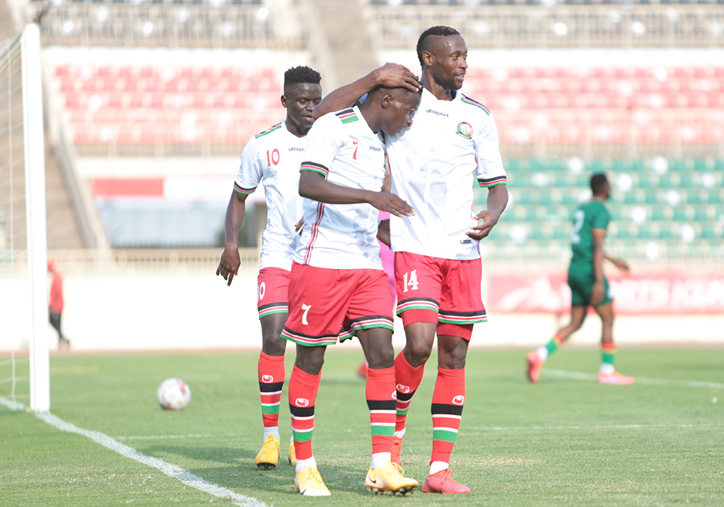 Football resumes with win for Harambee Stars over Zambia