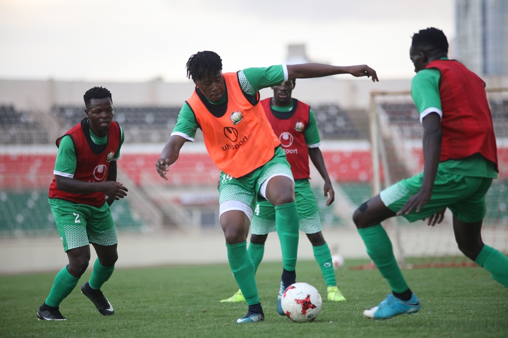 Harambee Stars step up preparations for Comoros AFCON double header