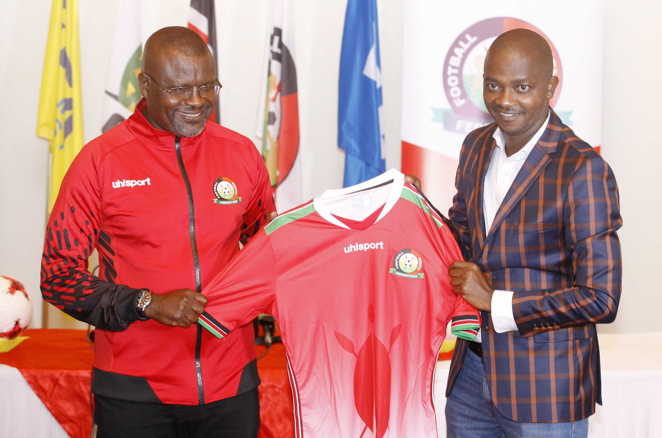 Jacob 'Ghost' Mulee appointed Harambee Stars head coach
