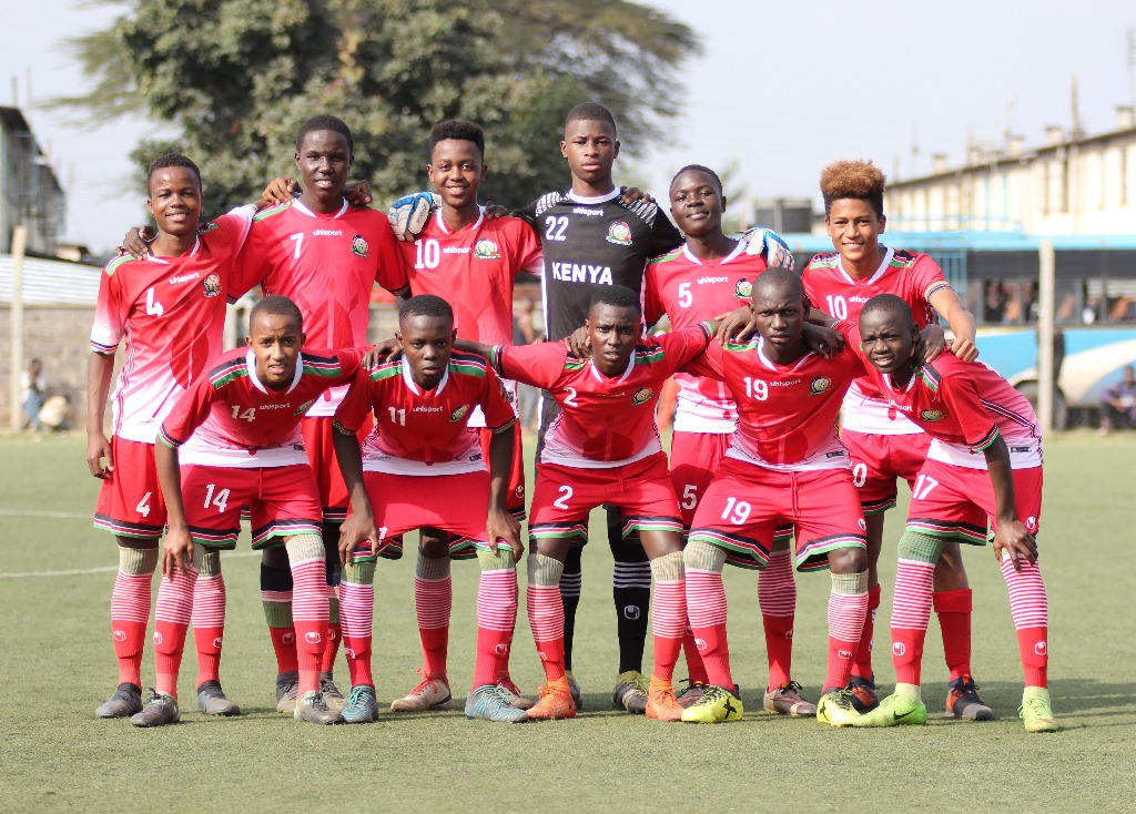 Kenya U17 selection process underway ahead of CECAFA U17 Championships