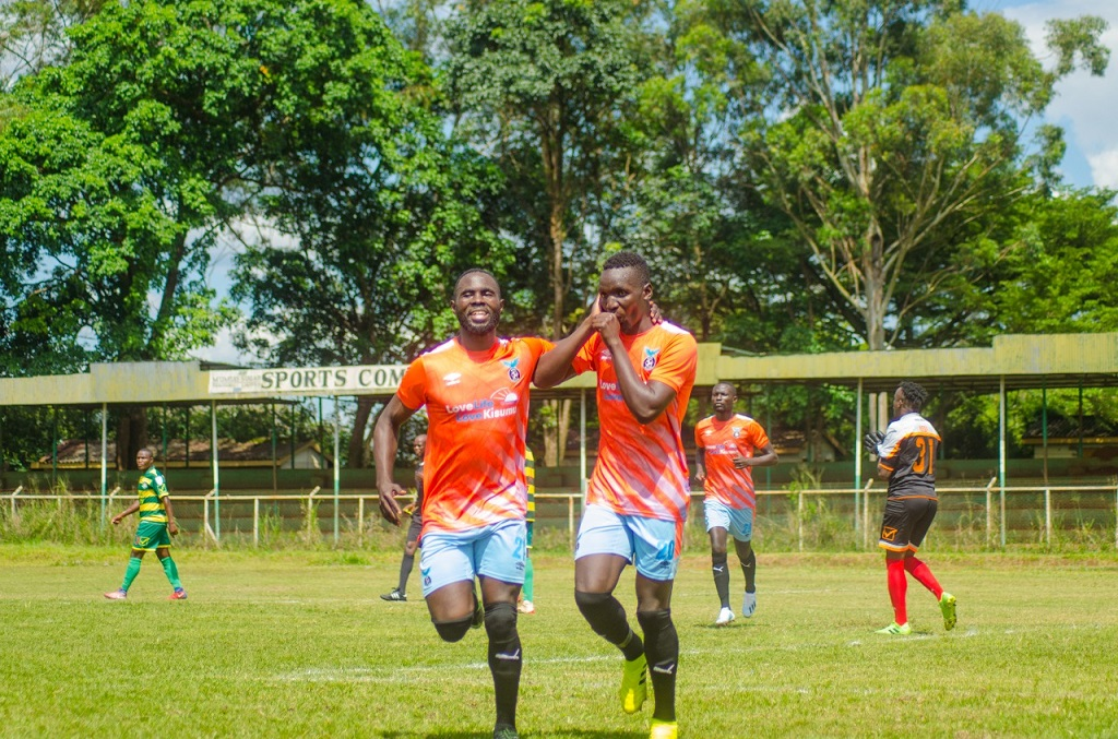 Advantage Kisumu All Stars in FKF PL/NSL promotion/relegation playoff